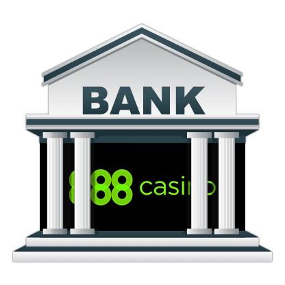 888 Casino - Banking casino