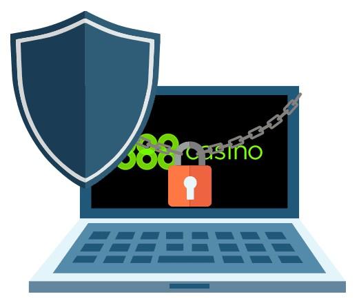 888 Casino - Secure casino