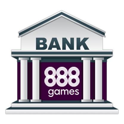 888Games - Banking casino