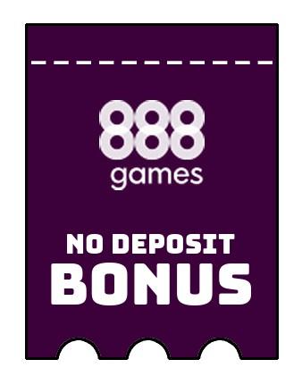 888Games - no deposit bonus CR