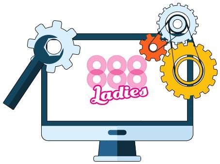 888Ladies - Software
