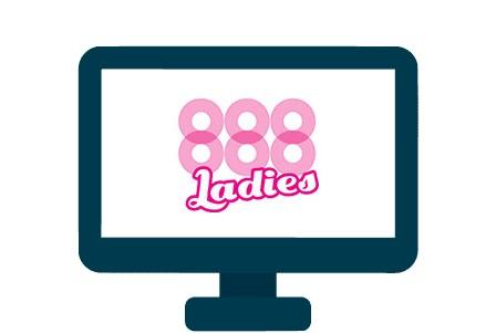 888Ladies - casino review