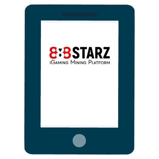 888Starz - Mobile friendly