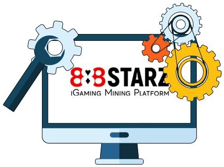 888Starz - Software