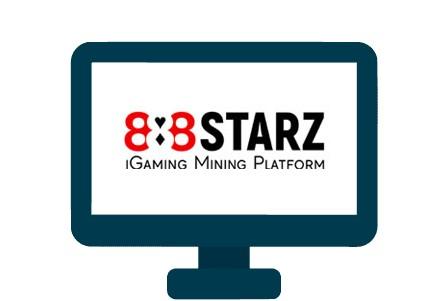 888Starz - casino review