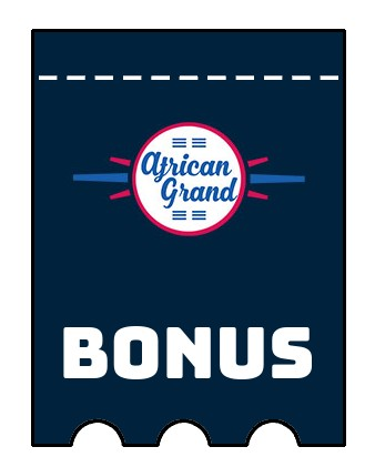 Latest bonus spins from African Grand