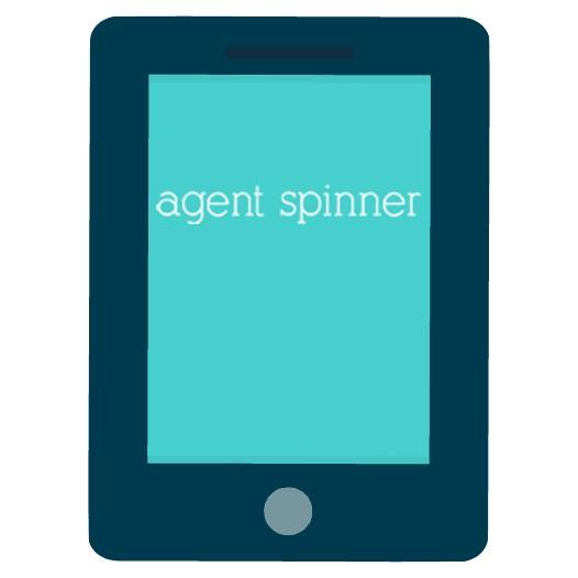 Agent Spinner Casino - Mobile friendly