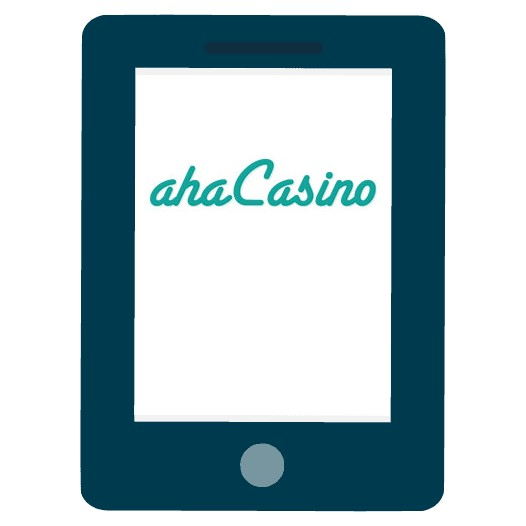 aha Casino - Mobile friendly