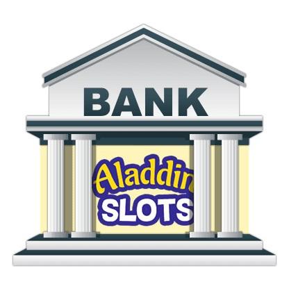 Aladdin Slots - Banking casino