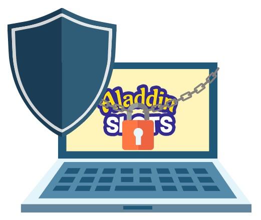 Aladdin Slots - Secure casino
