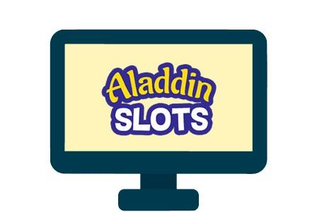Aladdin Slots - casino review