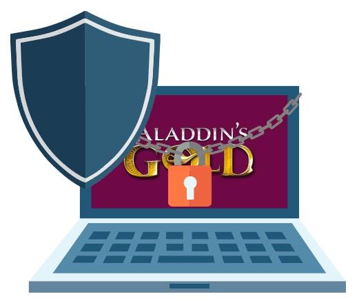 Aladdins Gold Casino - Secure casino