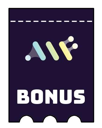 Latest bonus spins from Alf Casino