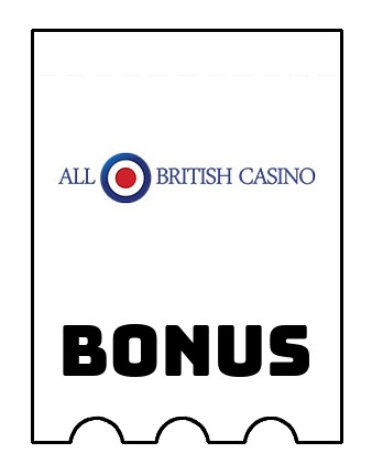 Latest bonus spins from All British Casino