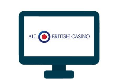All British Casino - casino review