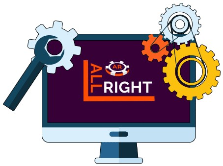 All Right Casino - Software