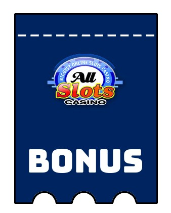Latest bonus spins from All Slots Casino