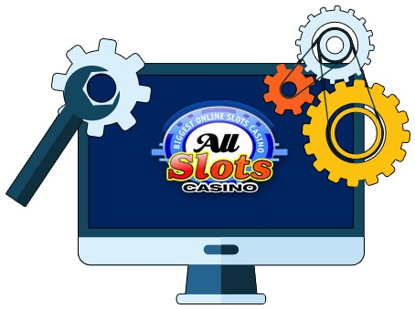 All Slots Casino - Software