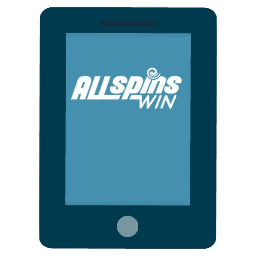 All Spins Win Casino - Mobile friendly