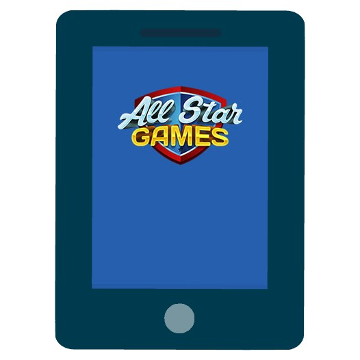 All Star Games - Mobile friendly
