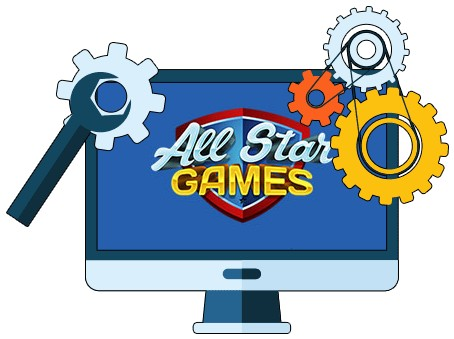 All Star Games - Software
