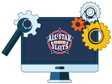 All Star Slots Casino - Software