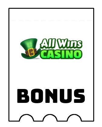Latest bonus spins from All Wins Casino