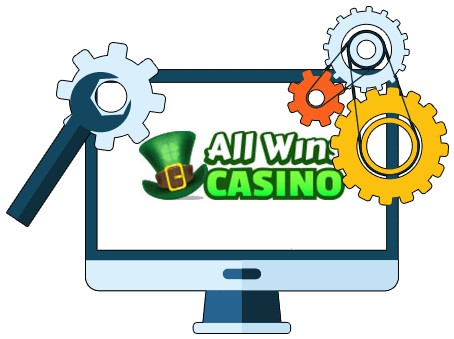 All Wins Casino - Software