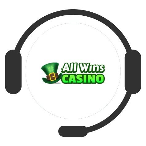 All Wins Casino - Support
