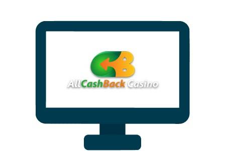 Allcashback Casino - casino review