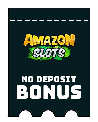 Amazon Slots - no deposit bonus CR