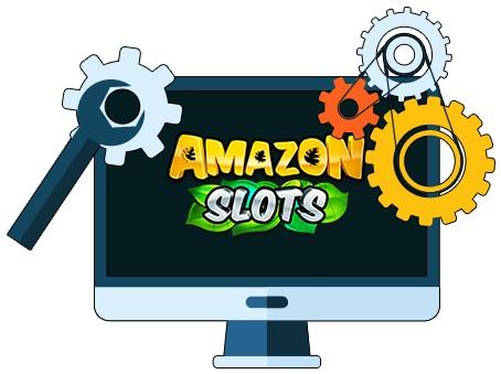 Amazon Slots - Software
