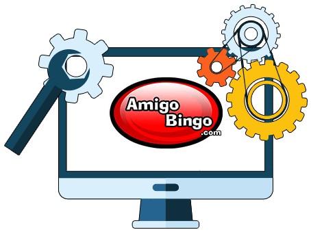 Amigo Bingo - Software