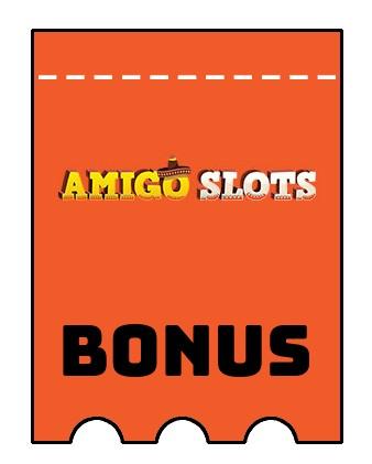 Latest bonus spins from Amigo Slots Casino