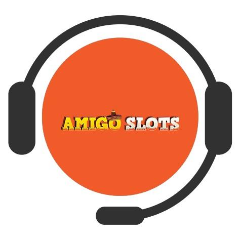 Amigo Slots Casino - Support