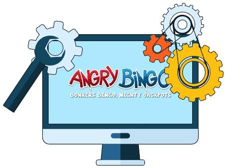 Angry Bingo - Software