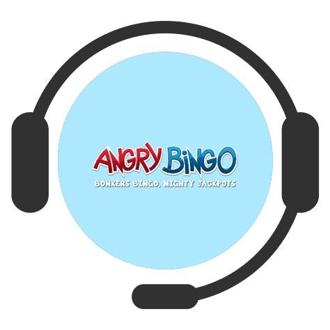 Angry Bingo - Support