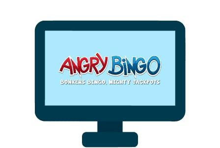 Angry Bingo - casino review