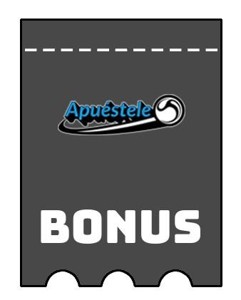 Latest bonus spins from Apuestele