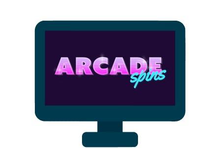 Arcade Spins Casino - casino review