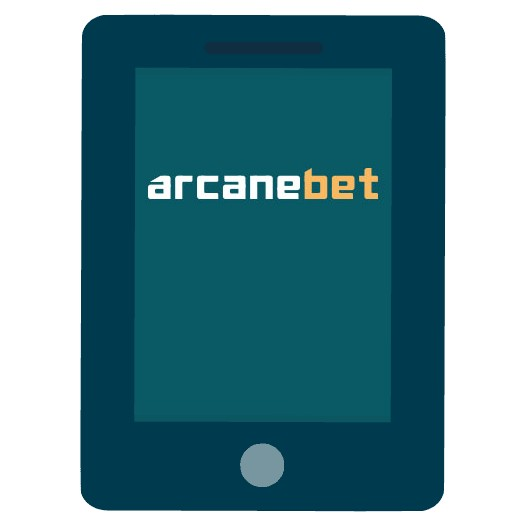Arcanebet - Mobile friendly