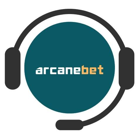Arcanebet - Support