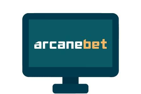Arcanebet - casino review