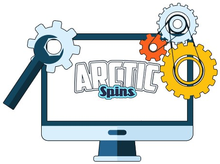 Arctic Spins Casino - Software