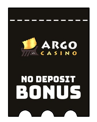 Argo Casino - no deposit bonus CR