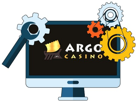 Argo Casino - Software