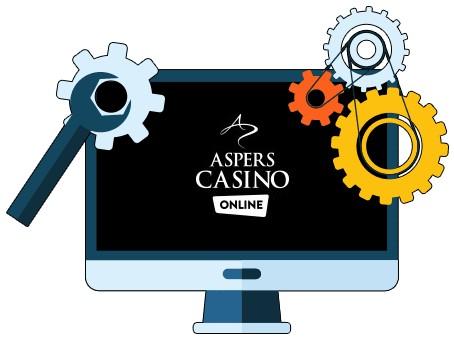 Aspers - Software