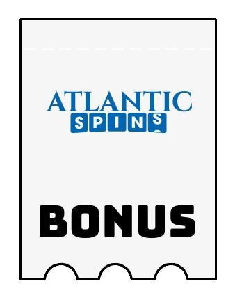 Latest bonus spins from Atlantic Spins Casino