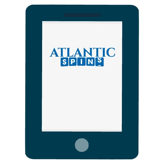 Atlantic Spins Casino - Mobile friendly