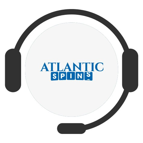 Atlantic Spins Casino - Support